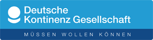 Wir sind eine zertifizierte Beratungsstelle der Deutschen Kontinenz Gesellschaft.
